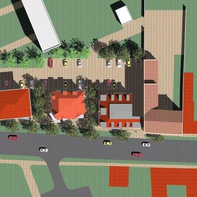 1 - Urbanistické riešenie