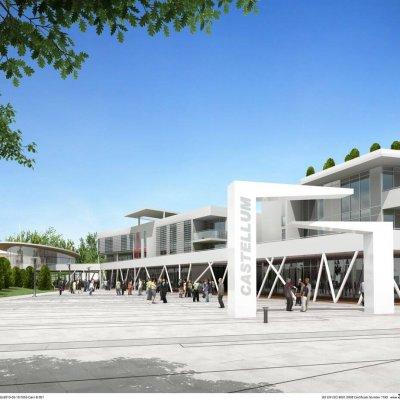 10. Pohľad na Nové námestie od Balkánskej ulice